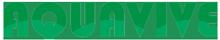 Logo d'aquavive pour le footer